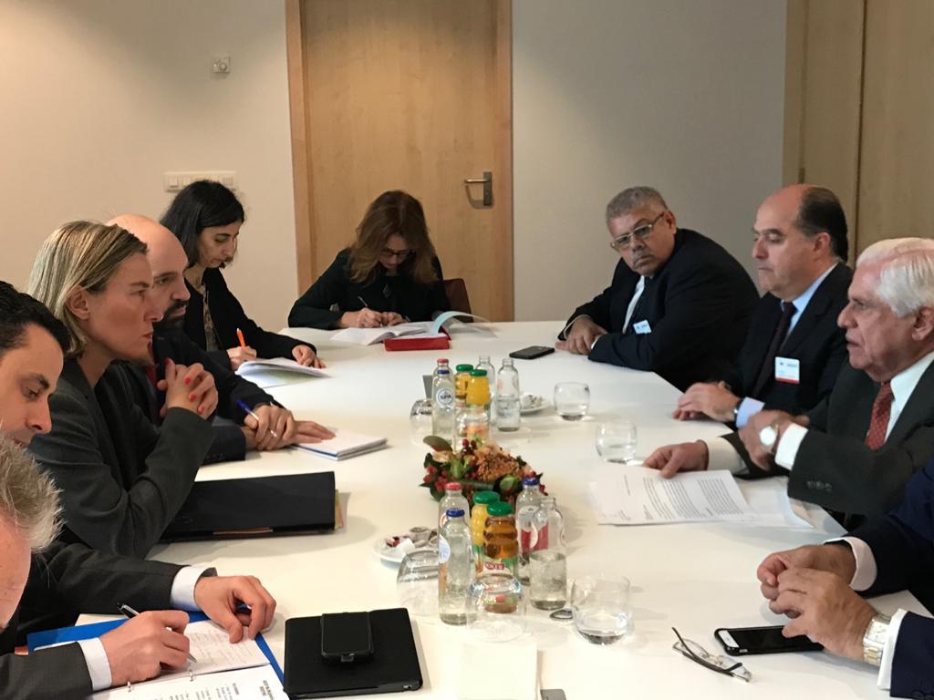 UE no estará presente en elecciones del #20M — Borges