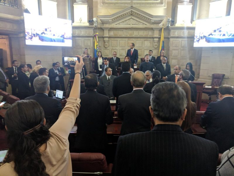 TSJ en el exilio inició audiencia de antejuicio en contra de Maduro