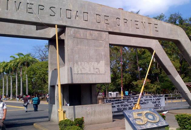 autoridades-Rectorado-UDO-Tomistas chavistas