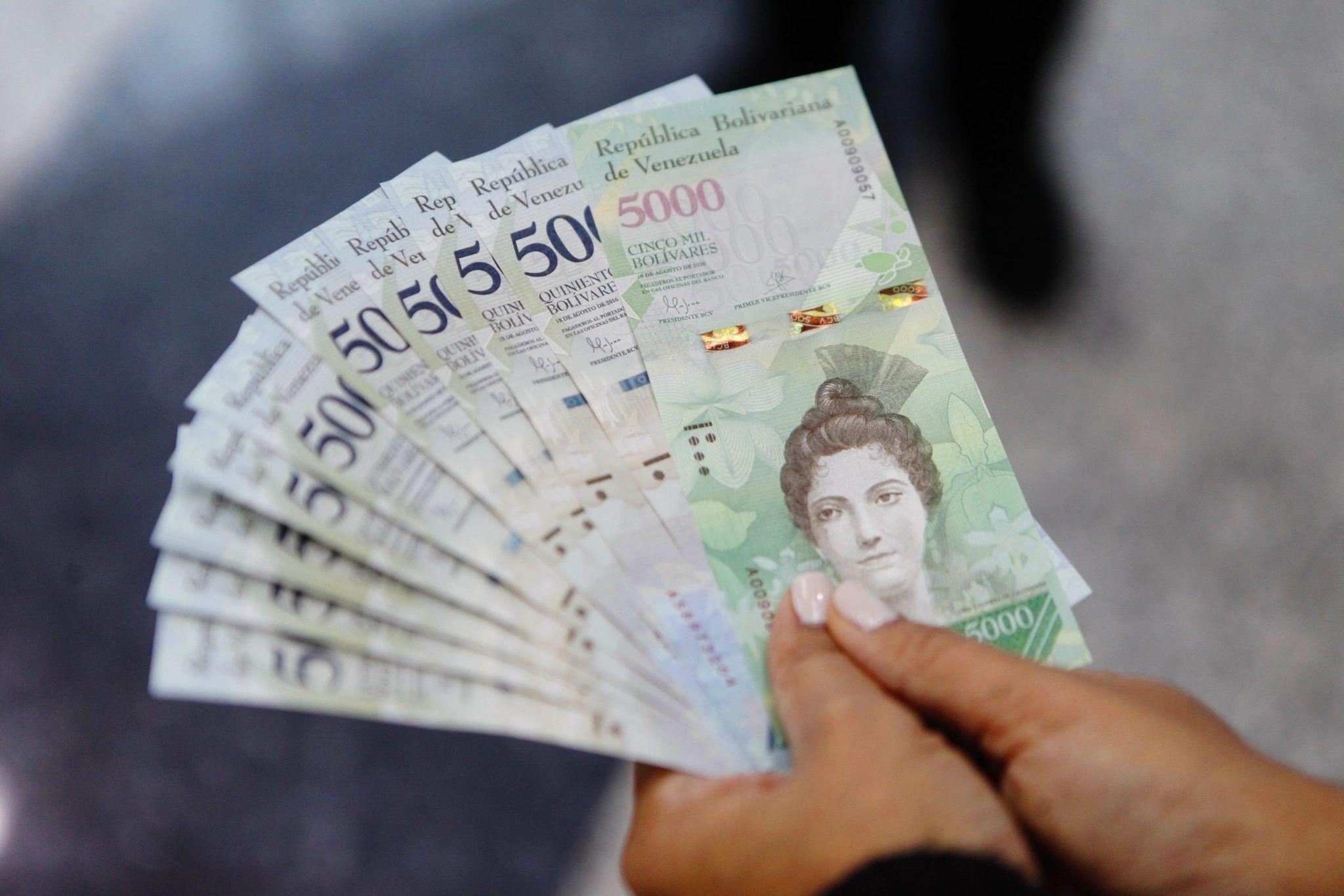 billetes reconversión monetaria