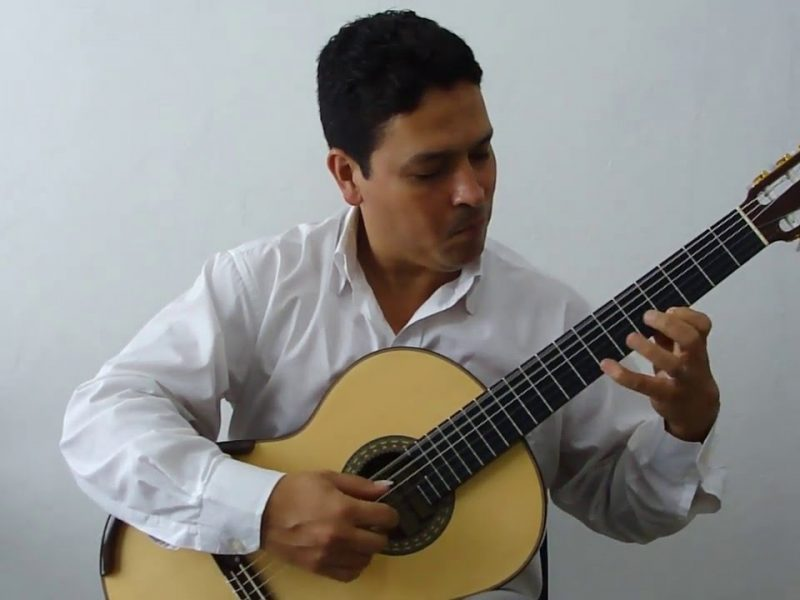 Asesinan al guitarrista José Luis Lara para robarle su vehículo en Bolívar
