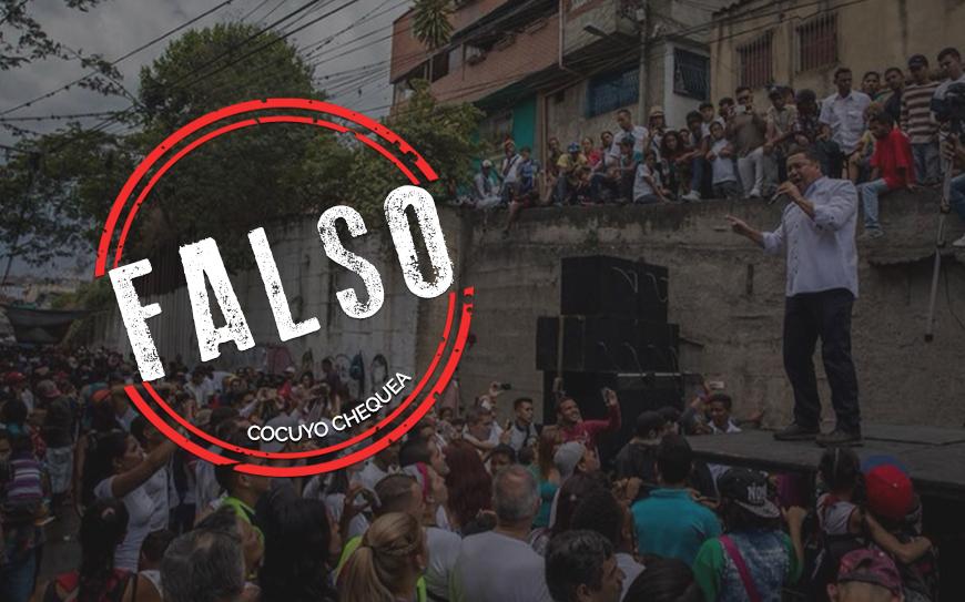 ¿Toda la iglesia venezolana apoya al candidato Javier Bertucci?