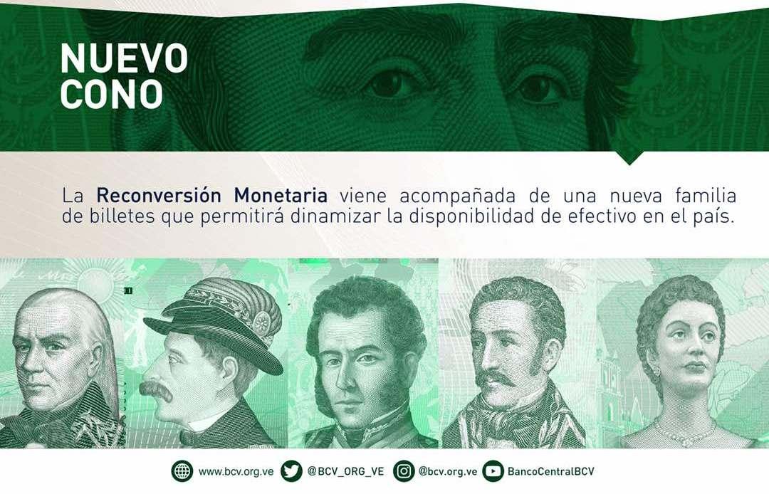 10 claves sobre la reconversión monetaria que regirá desde el #4Junio