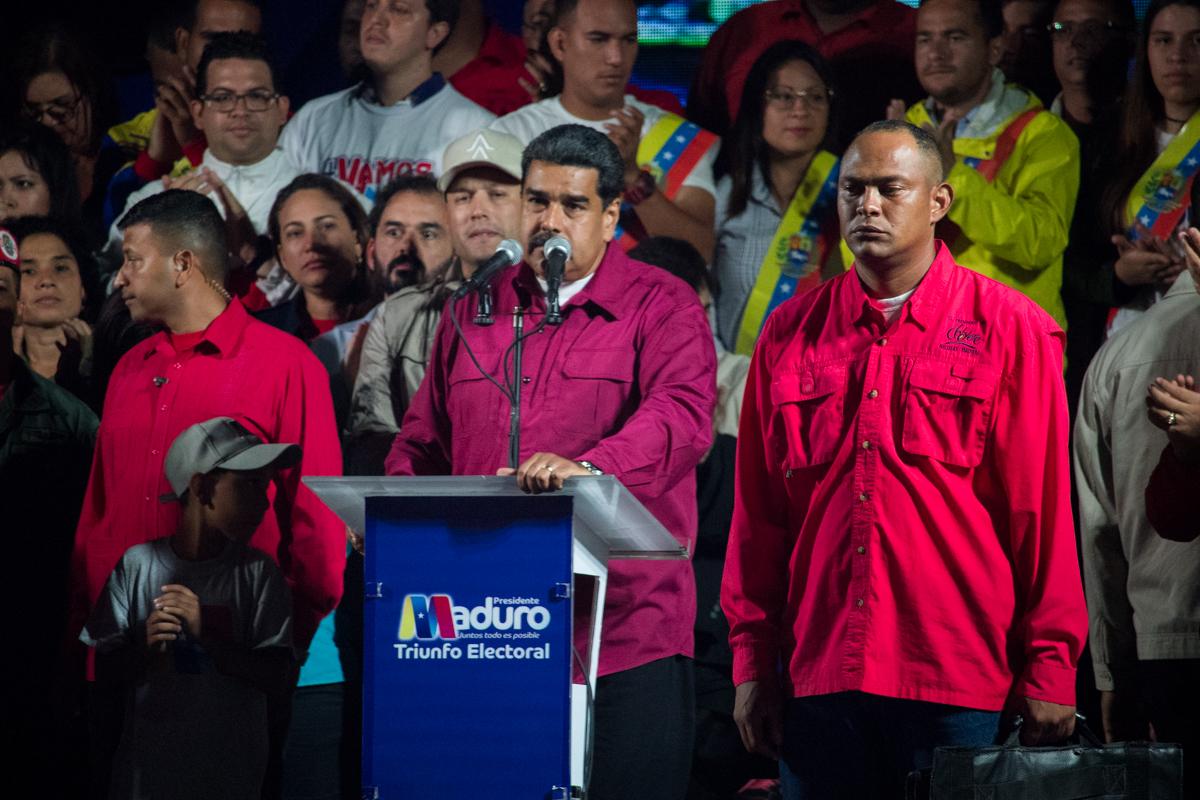 discurso de Maduro
