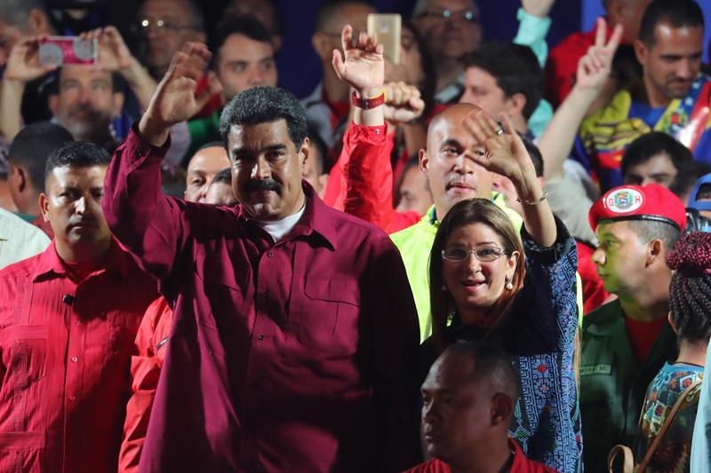 Maduro y la ilegítima elección de 2018