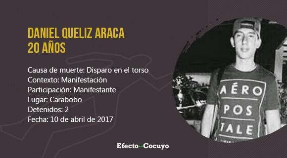 Hallan muerta a madre de joven asesinado en protestas contra Maduro