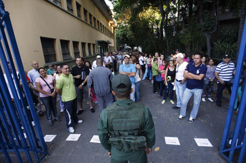 Venezuela suspende clases desde el 15 de mayo por elecciones presidenciales