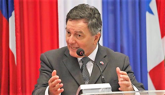 Canciller pide a la región reaccionar frente a Venezuela