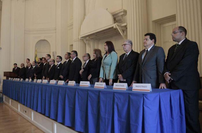 TSJ en el exilio declaró la suspensión de Maduro como presidente