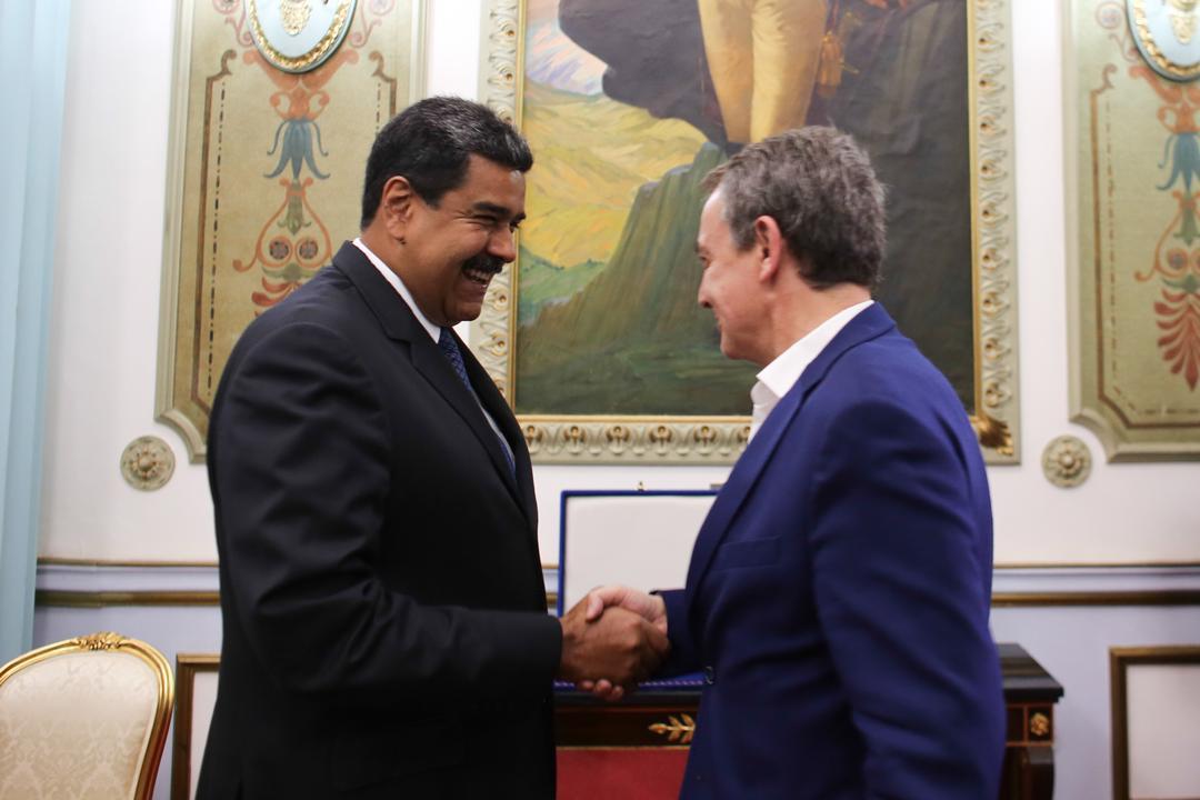 Zapatero, un mediador cuestionado