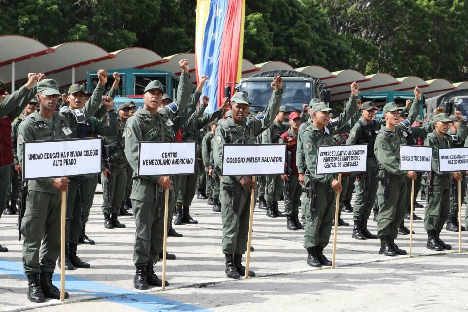 Más de 150 mil funcionarios se desplegarán durante comicios del 20M