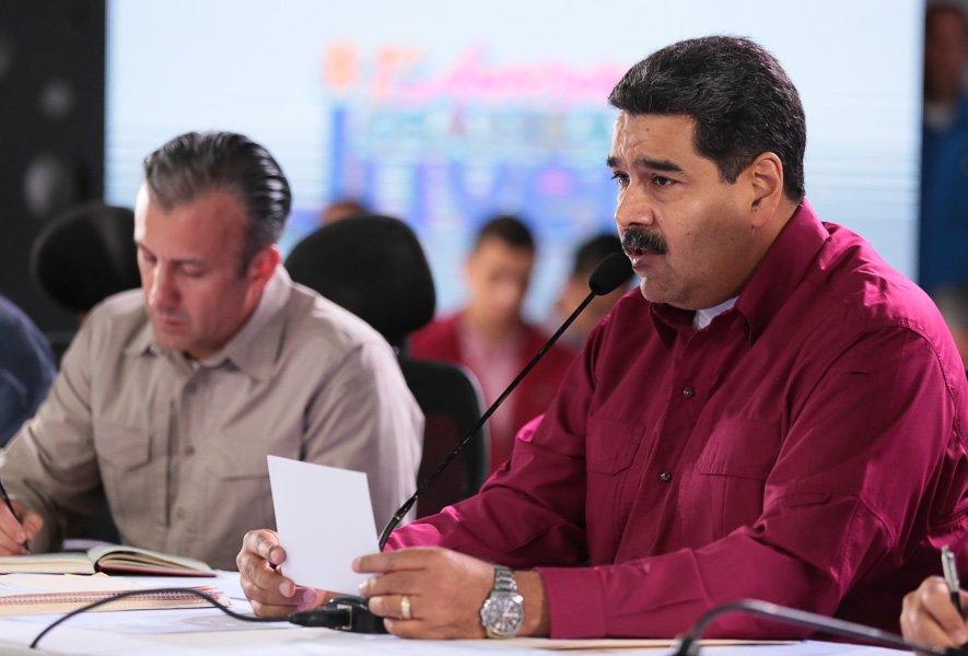 Venezuela pratar med usa igen