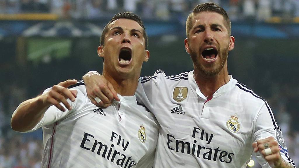 La juventus recibe a Cristiano Ronaldo