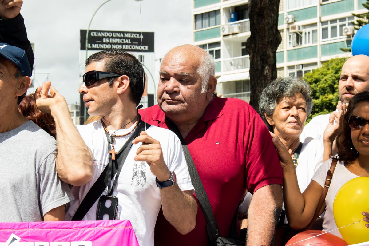 Pacientes crónicos protestaron en caracas