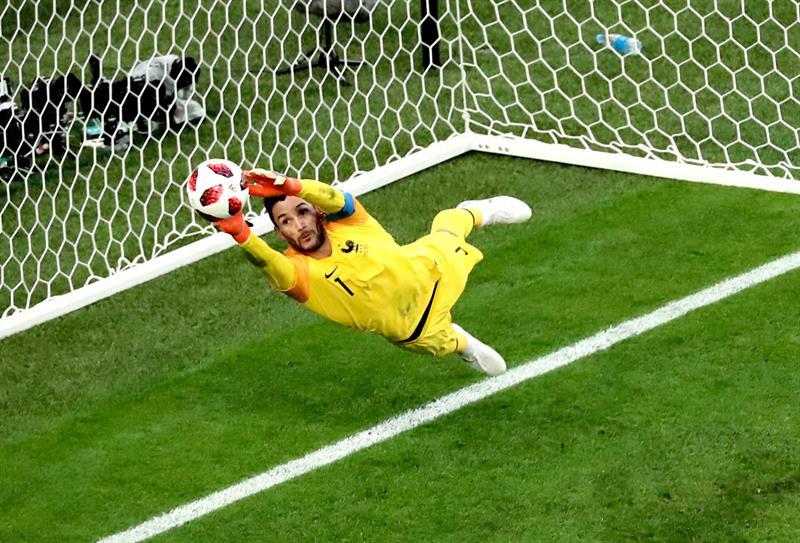 Francia derrotó a Bélgica