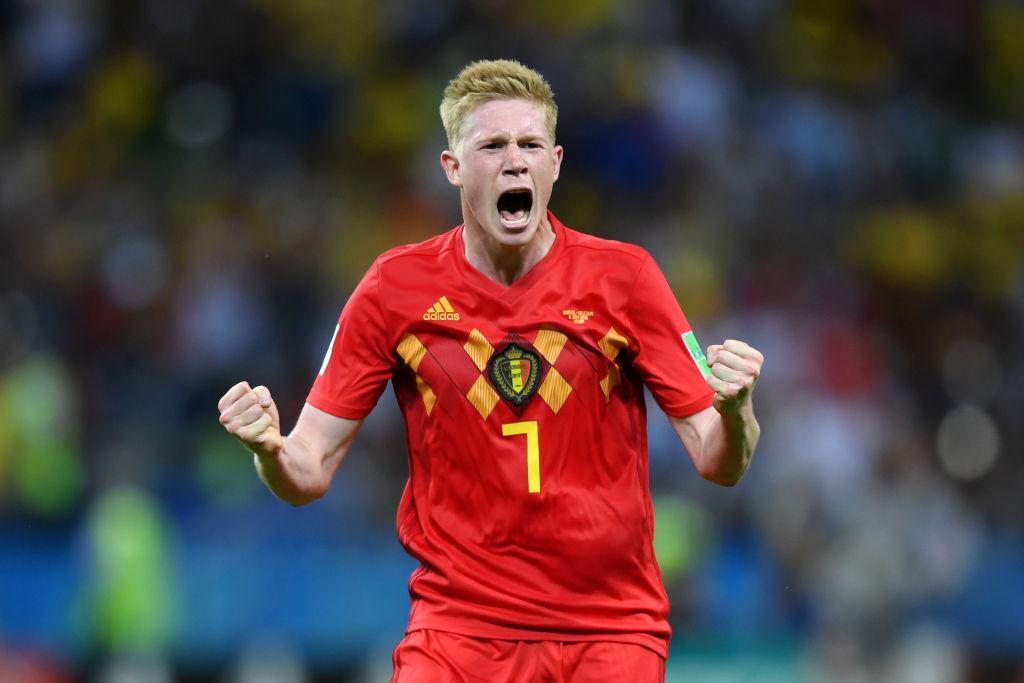 El jugador del Manchester City anotó el segundo gol del partido