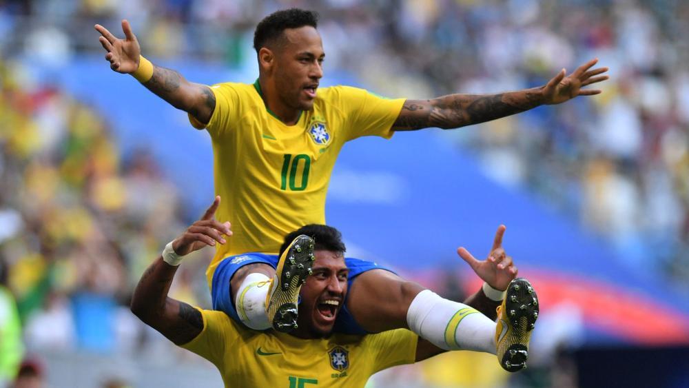 Brasil celebró la eliminación de México