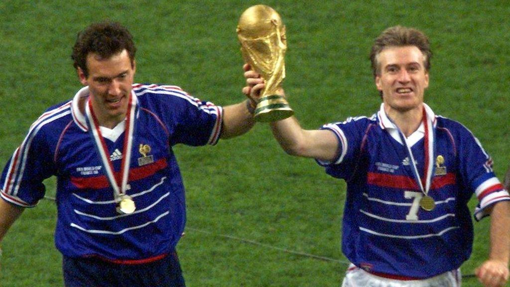 Didier Deschamps seleccionador de francia