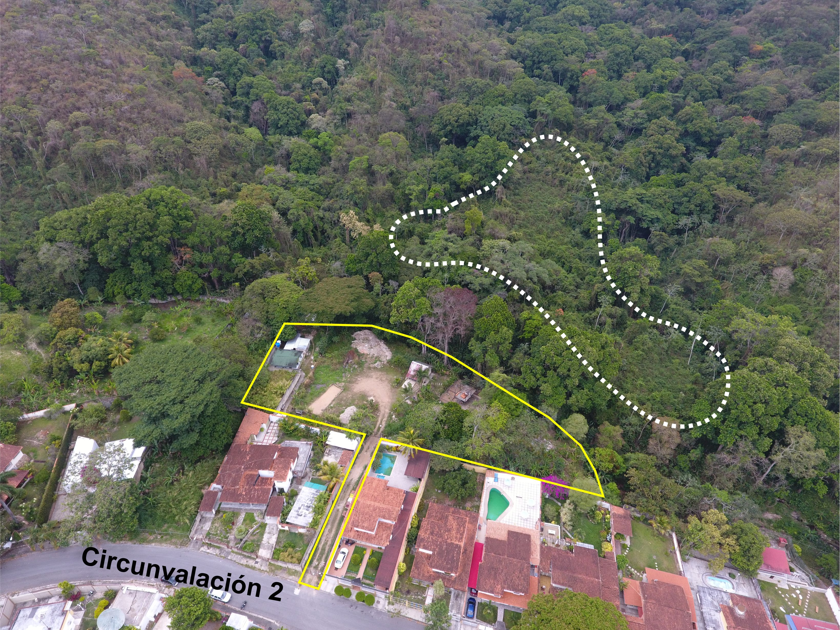 Vecinos sospechan de futuros planes de deforestación
