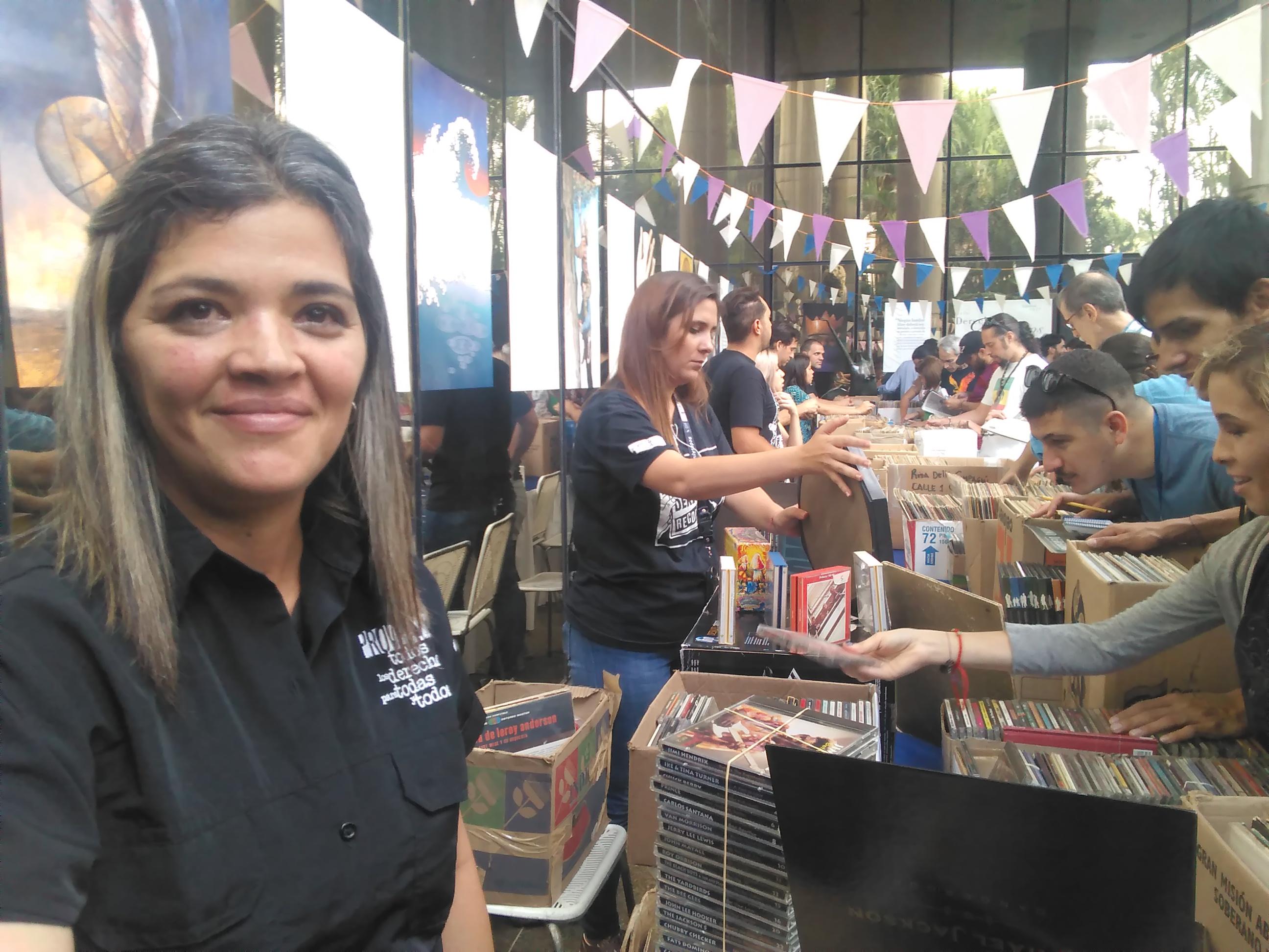 Lexys Rendón, miembro de Provea