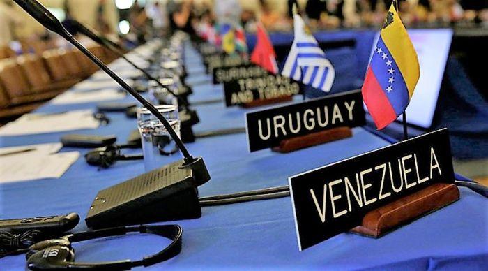 David Smolansky-OEA-Haiti-Ecuador-Maduro