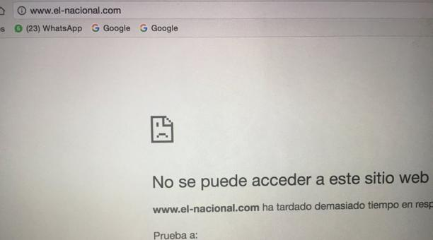 Ciberespacio Internet censura derechos