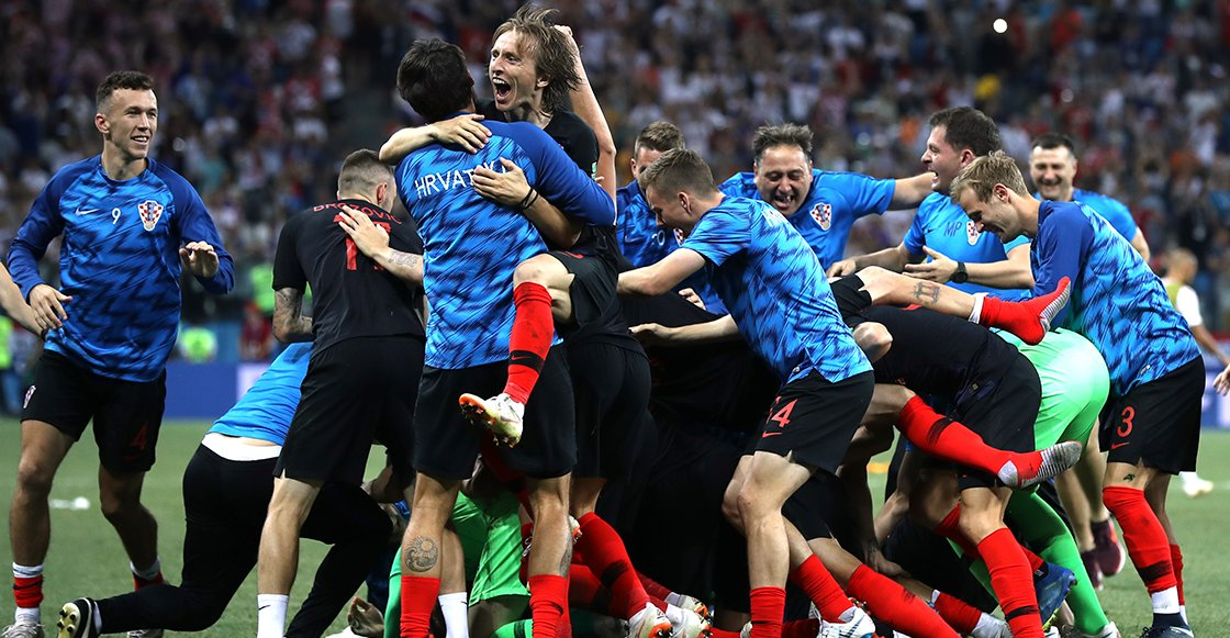 El combinado croata se medirá a Rusia en cuartos de final