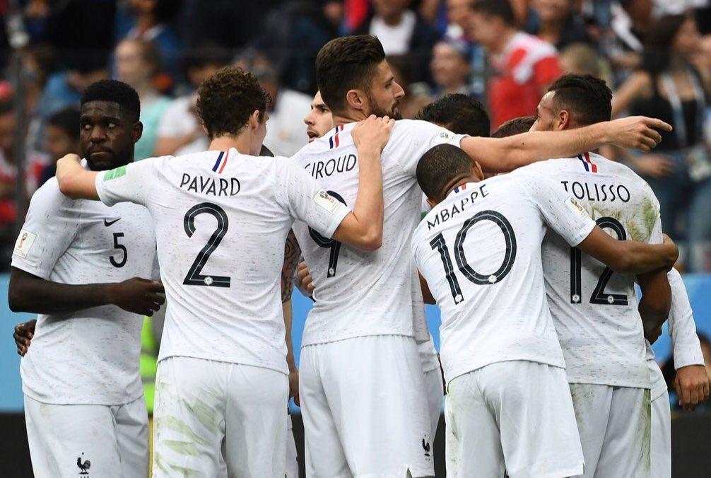 El equipo dirigido por Didier Deschamps espera por Brasil o Bélgica