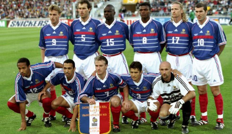 Didier Deschamps jugador