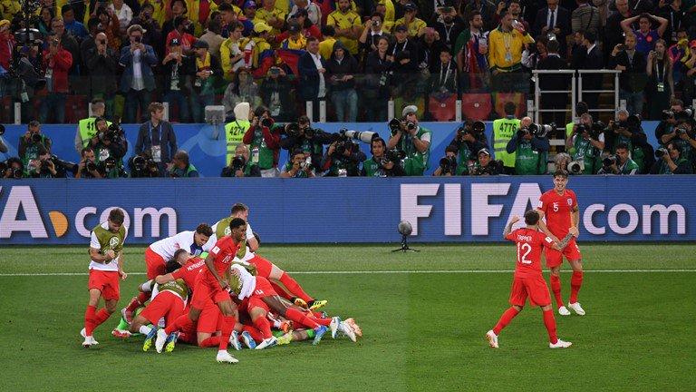 El equipo inglés avanza a cuartos de final