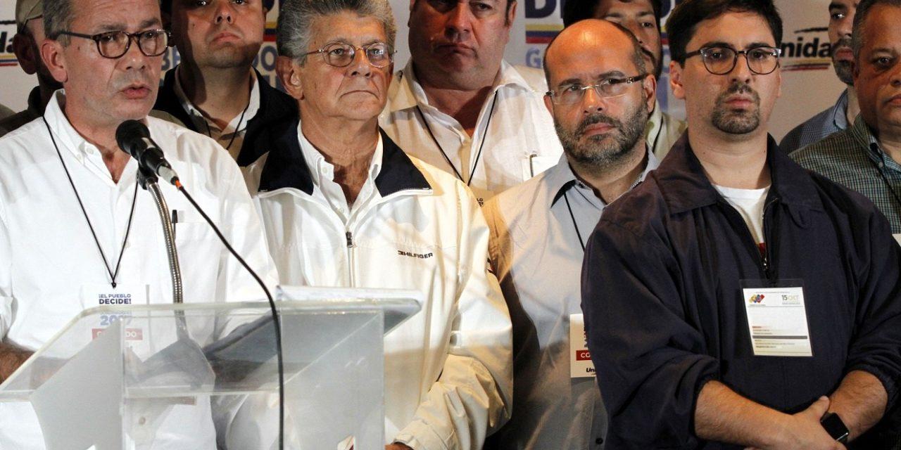 Siete claves para la reconstrucción del bloque opositor, según el politólogo Jesús González