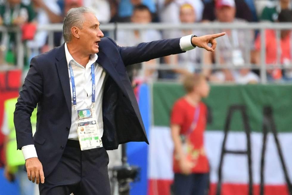 El estratega oriundo de Caixas do Sul busca darle el sexto título a Brasil
