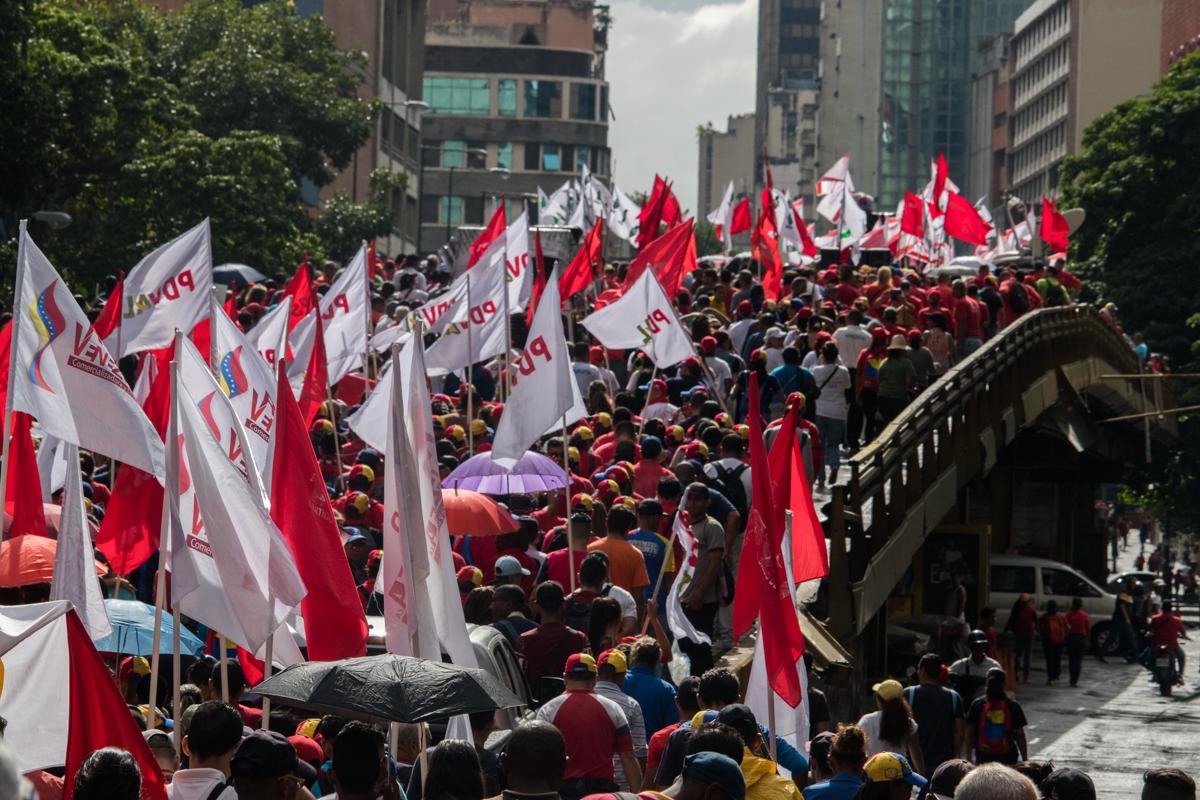 chavismo marcha