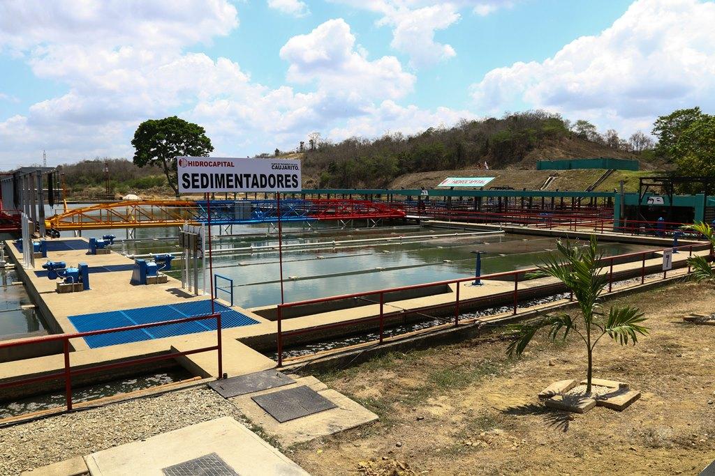 Rehabilitación de plantas potabilizadoras de agua se hizo a medias en 2017