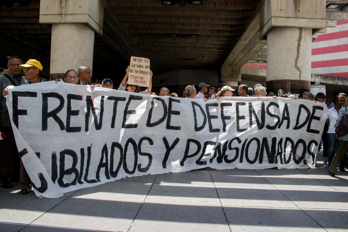 pensionados protesta 6 de septiembre