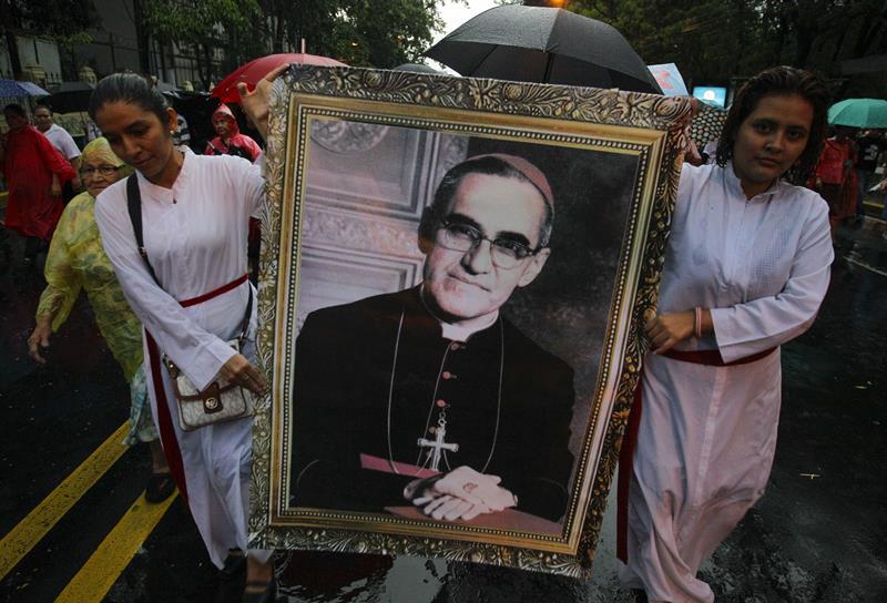Monseñor Romero llega a los altares