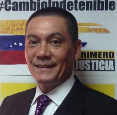 Fernando Albán concejal