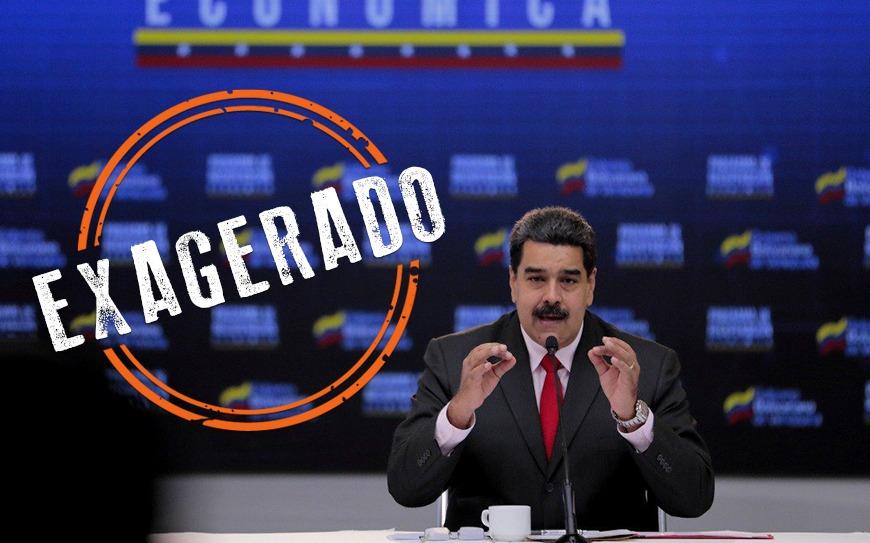 Dicom no asignó $ 400 millones a empresas como afirmó Maduro