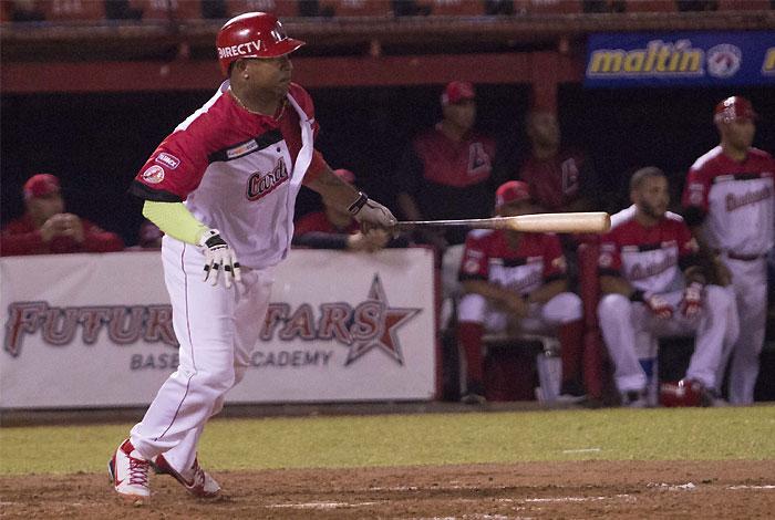 José Castillo lvbp mil hits