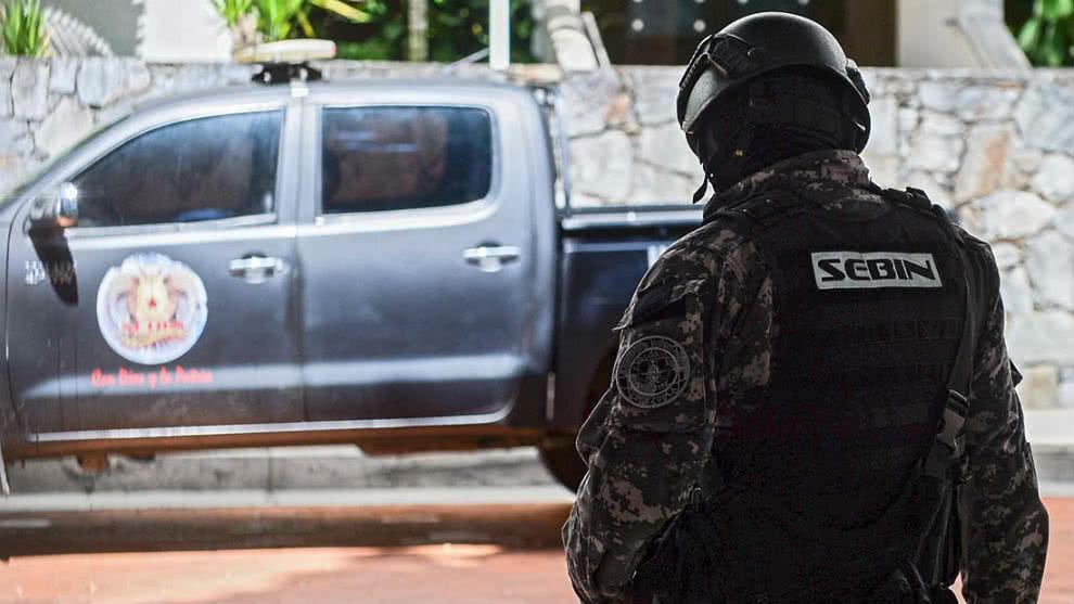 Comisario -Sebin-Guaidó