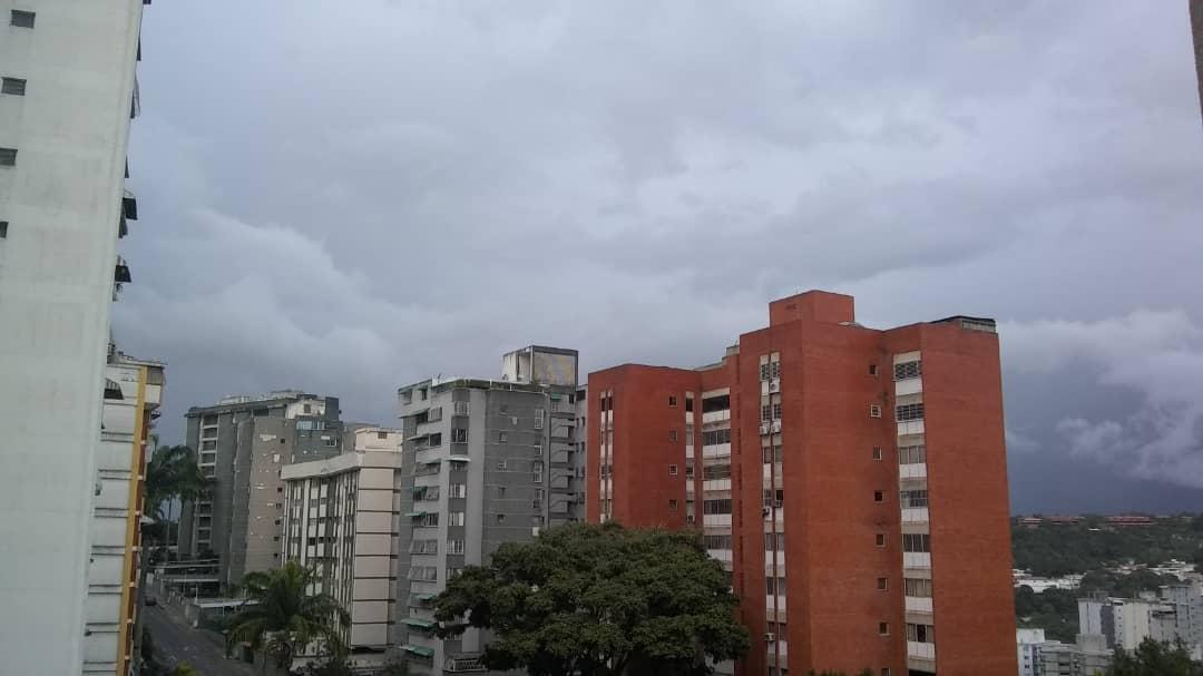 Lluvias-domingo-Caracas-El Cafetal