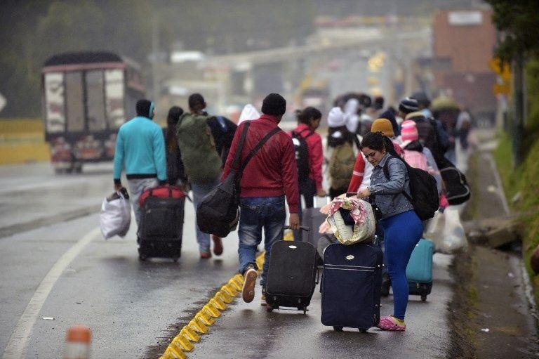 En 2019 seguirá el éxodo de venezolanos a la región