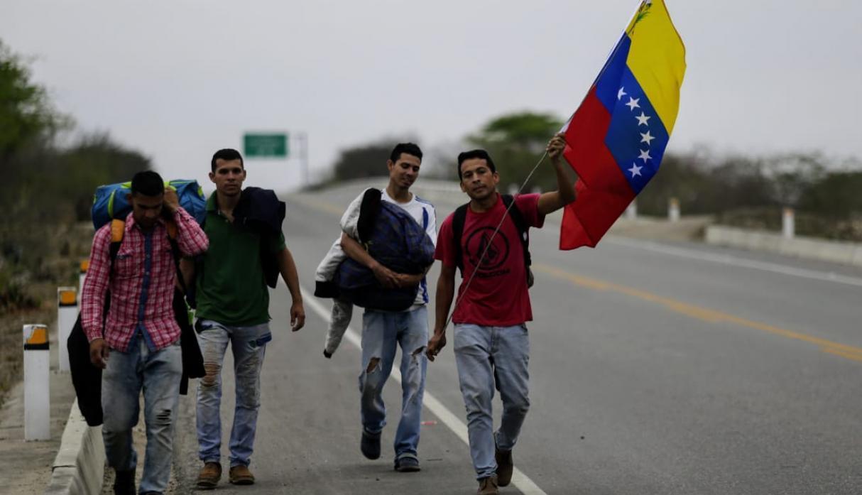Resultado de imagen para migracion venezolana
