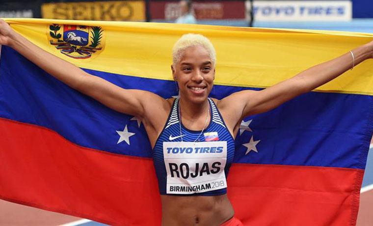 los atletas venezolanos brillaron en 2018