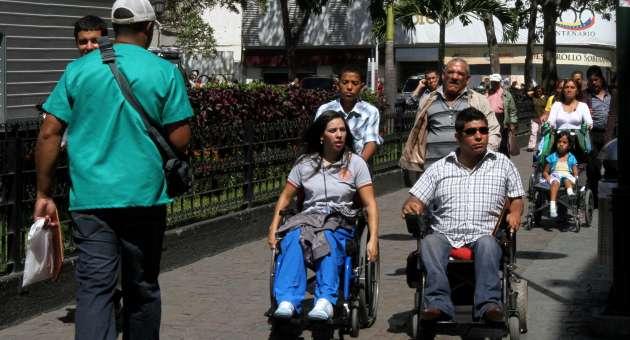 Barreras-Personas con Discapacidad
