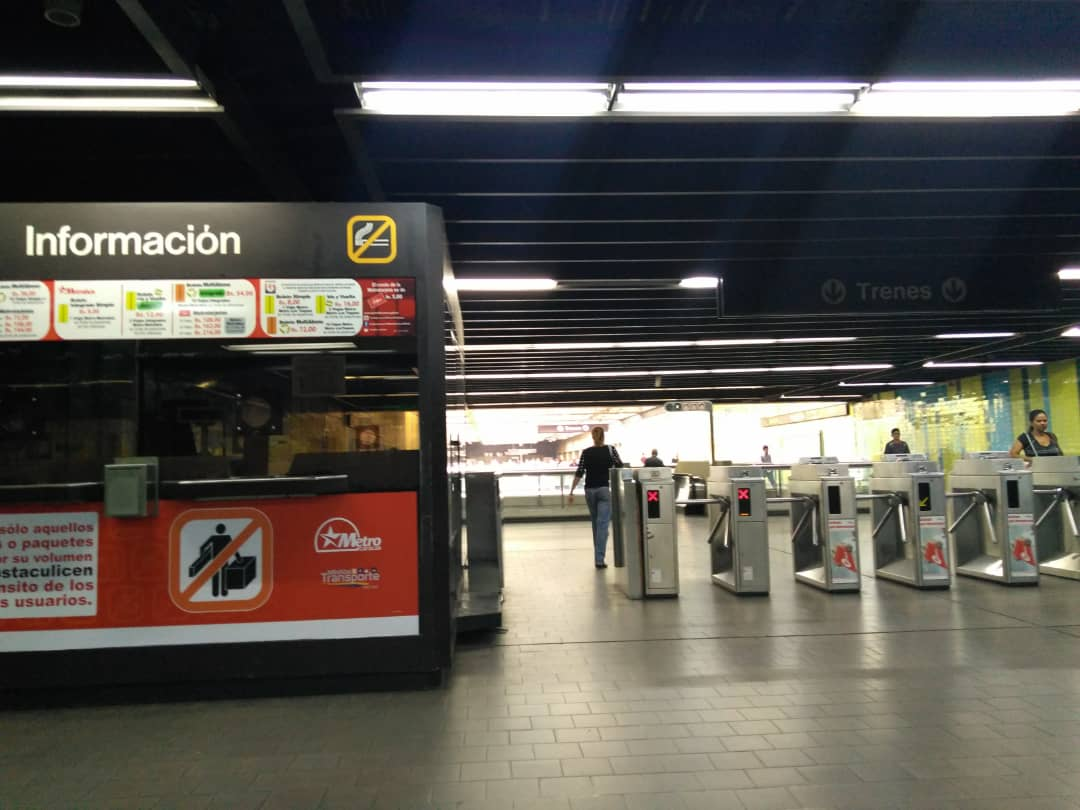 operativo-Metro de Caracas-01May