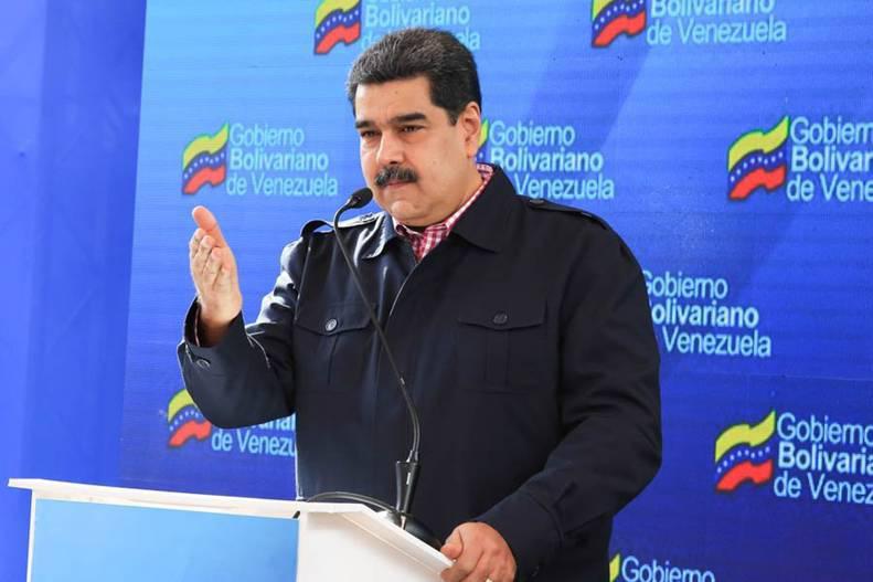 Casa Blanca Maduro-Elecciones concejales-9 de diciembre