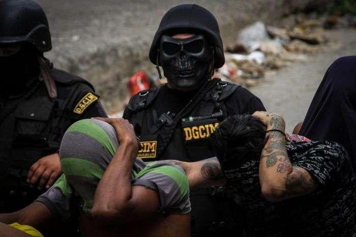 El FAES es acusado de realizar ejecuciones extrajudiciales