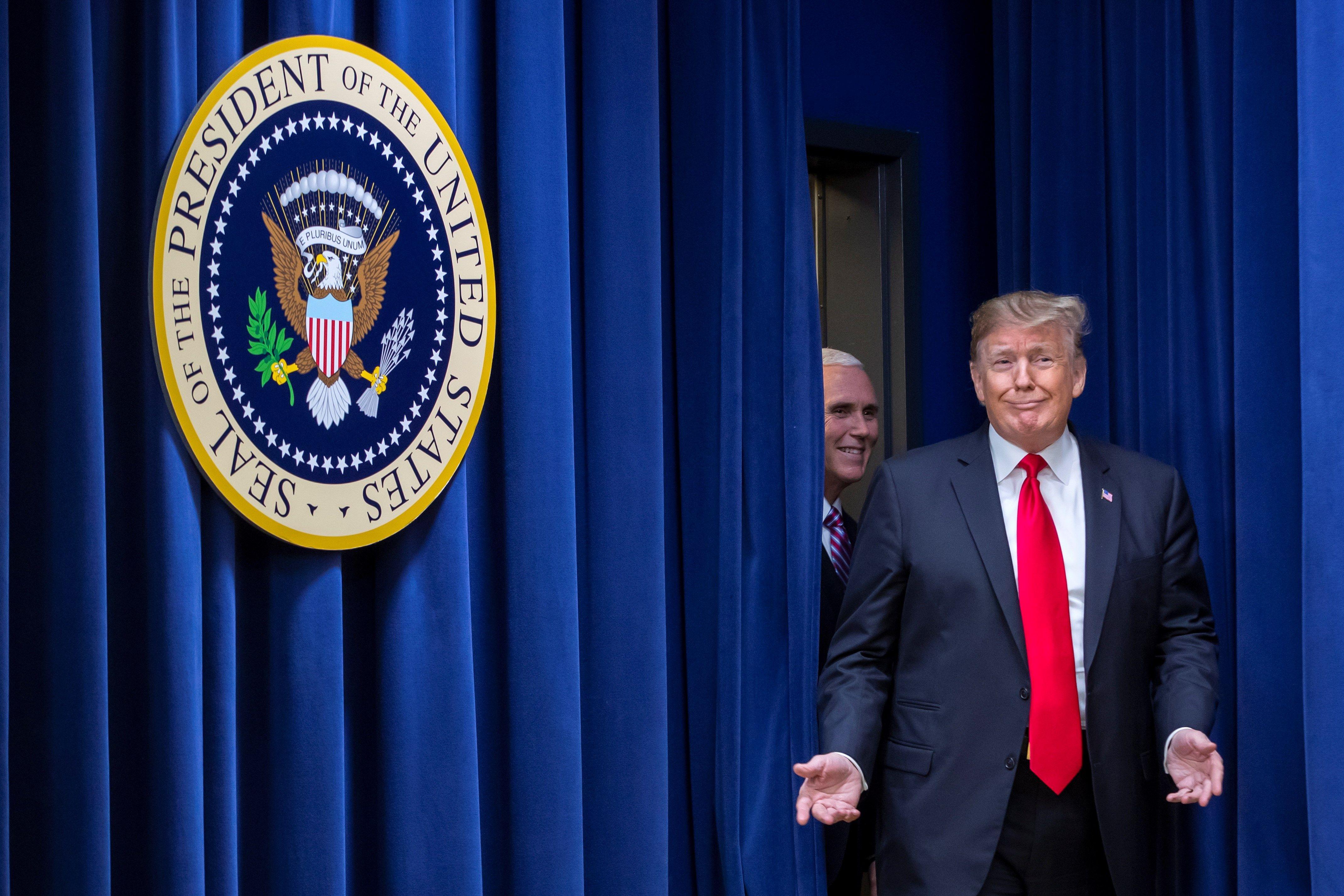 Trump y los lobistas