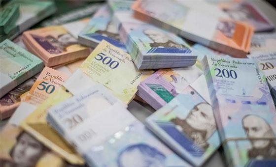 El bolívar pierde 24,51 % de su valor frente al dólar en una semana